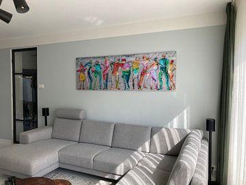 Kundenfoto: Party Spaß von Atelier Paint-Ing
