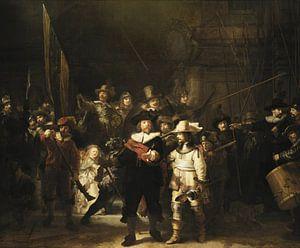 Die Nachtwache, Rembrandt van Rijn