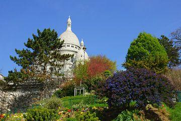 Sacré-Coeur, Parijs von Michel van Kooten