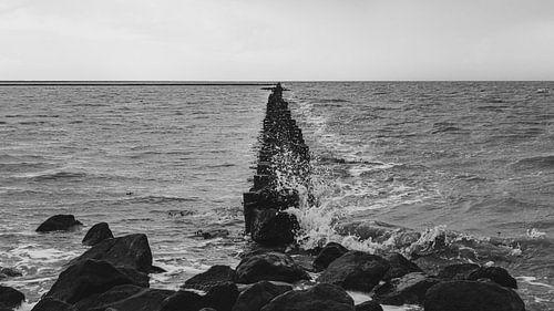 Wind und Meer.