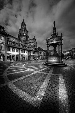 Historischer Renaissance-Marktbrunnen, Mainz von Jens Korte