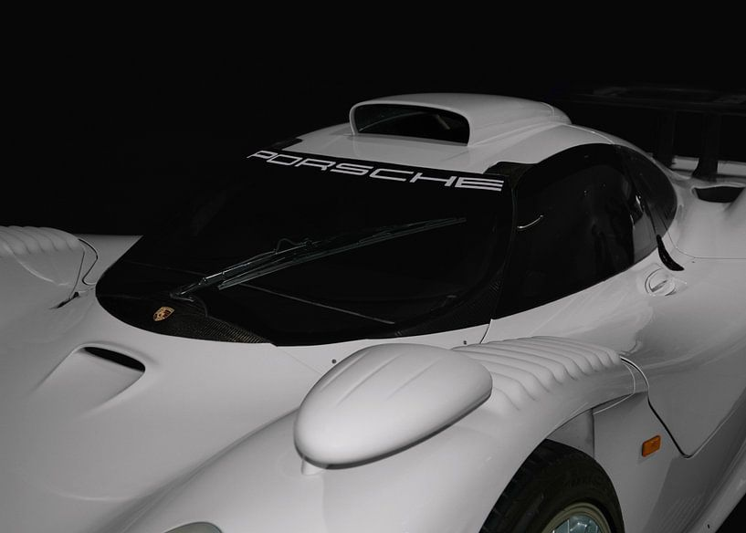 Porsche 911 GT1 von aRi F. Huber