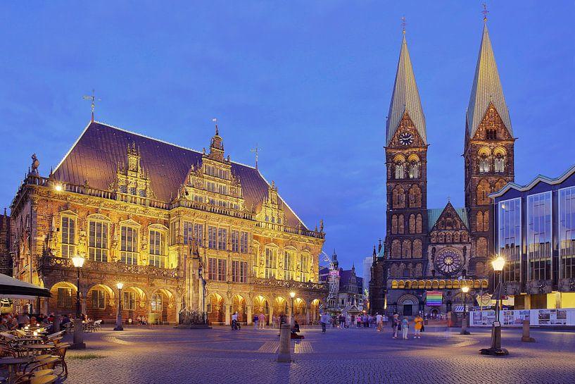 Innenstadt Bremen von Patrick Lohmüller