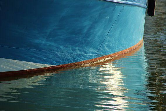 Vissersboot van Marieke Borst