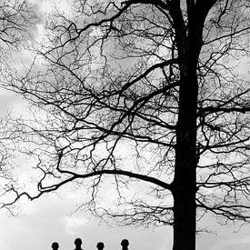 Militaire begraafplaats Langemark van Raoul Suermondt