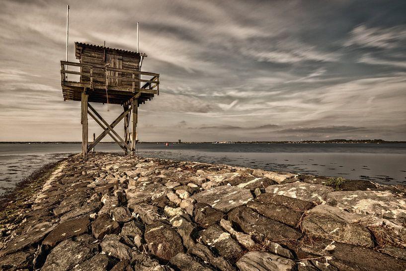 Scharendijke duikplaats Grevenlingenmeer van Rob van der Teen