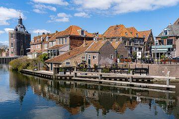 Historische havenstad Enkhuizen van Jeroen Kleiberg