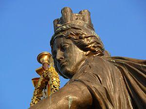 Brunonia (Quadriga auf dem Residenzschloss)