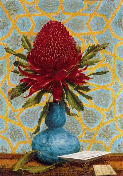 Lucien Henry~WaratahName von finemasterpiece