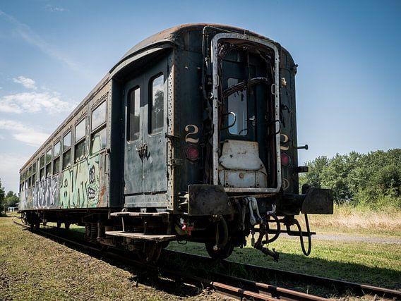 Verlaten Trein, België