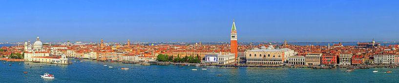 Venedig, Italien van Hans-Peter Merten