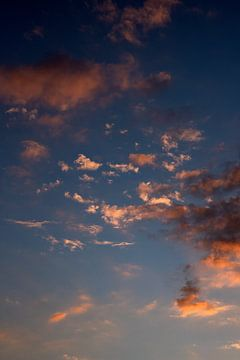 Wolken I von Eva Overbeeke