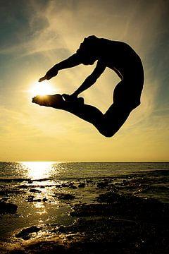Sunset Dancer von Mark Eckhardt