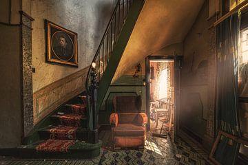 Treppenhaus 4 von romario rondelez
