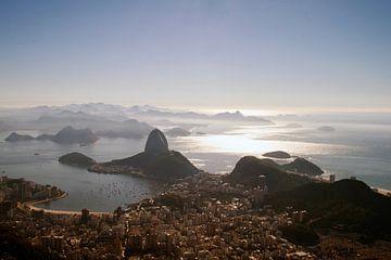 Rio de Janeiro op een vroege ochtend van Martijn Mureau