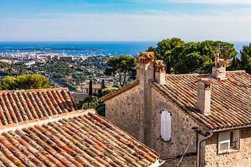 Mougins sur la Côte d'Azur