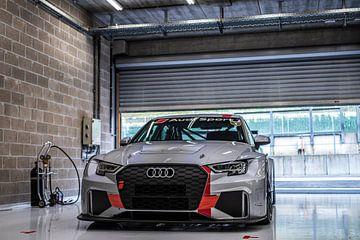 Audi RS3 LMS von Bas Fransen