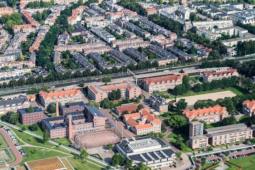 Campus van University College Utrecht in Utrecht van De Utrechtse Internet Courant (DUIC)