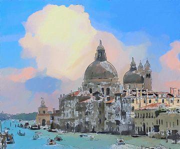 Italië Venetië Canal Grande
