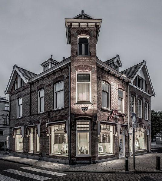 Art Deco winkel Weesp - Weesp in Beeld