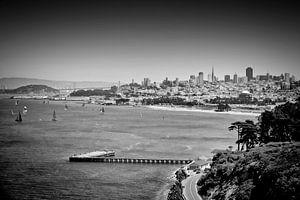 SAN FRANCISCO Bay | Monochrome