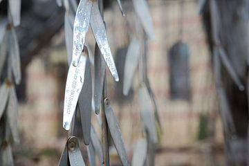 Joods monument Boedapest
