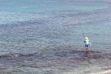 Sea of ??Galilee, Israel sur Ronald Jansen