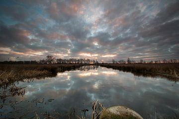 Magische zonsopkomst van Marcel Keurhorst