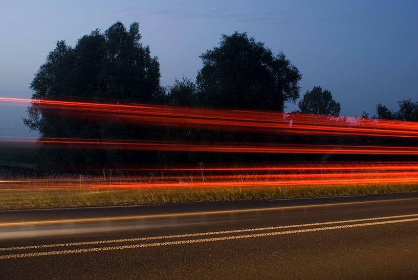 Langs de kant van de weg sur Bas Smit