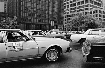 New York taxidriver von Raoul Suermondt