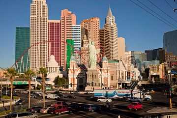 New York-New York Las Vegas van Peter Schickert