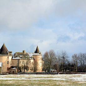 Château de Rilhac-Xaintrie van Berend Doornenbal