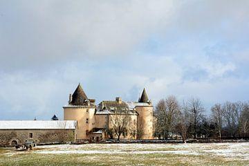 Château de Rilhac-Xaintrie van
