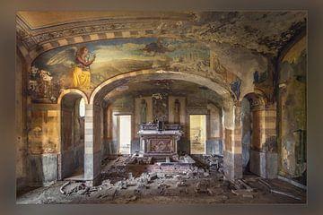 Die verlassene Kapelle von Frans Nijland