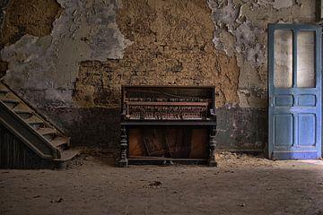 The Lonely Piano von Marius Mergelsberg