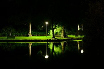 Wilhelminapark in Utrecht von Donker Utrecht
