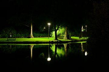 Wilhelminapark in Utrecht