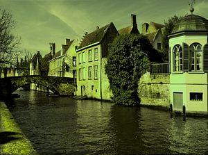 Brugge | Bruges, Stadsbeeld,  van