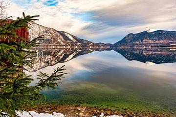 Walchensee im Winter von Einhorn Fotografie
