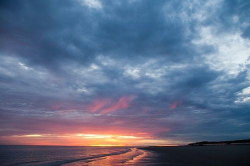 zonsondergang von Desiree Meulemans
