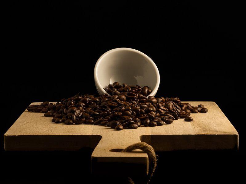 Dark Roast Koffie van Maikel Brands