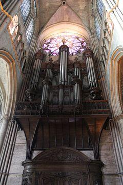 Kerk orgel van