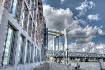 Dordrecht, spoorbrug von Jeroen van Alten