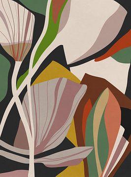 Blätter und Blumen von Angel Estevez