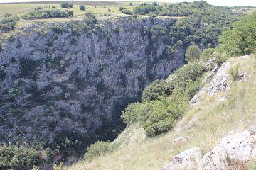 Aggitis Canyon / Kloof van boven - Griekenland van ADLER & Co / Caj Kessler