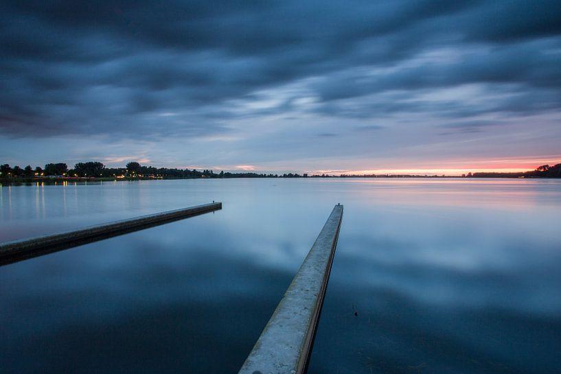 Passing Clouds van Tom Roeleveld