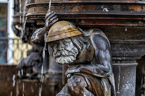 Waterspuwer Cholerabrunnen