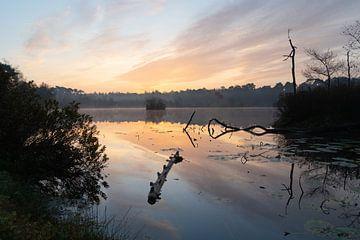 Sonnenaufgang von Anita Visschers