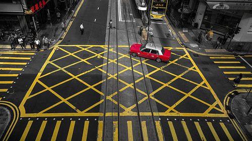 Hong Kong kruispunt van