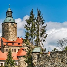 Czocha Castle van Gunter Kirsch